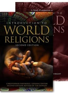 Introduction to World Religions, by Partridge, 2nd Edition 2 PKG 9781451465433