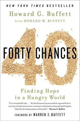 40 Chances: Finding Hope in a Hungry World 9781451687873