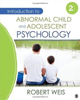 Introduction to Abnormal Child and Adolescent Psychology 2 9781452225258