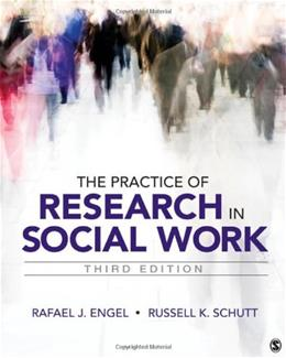 The Practice of Research in Social Work 3 9781452225463