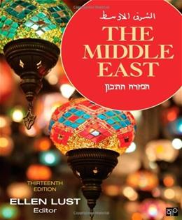 Middle East, by Lust, 13th Edition 9781452241494