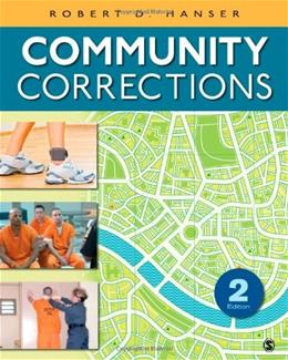 Community Corrections, by Anser, 2nd Edition 9781452256634