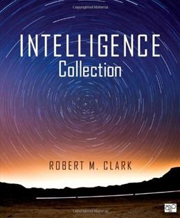 Intelligence Collection, by Clark 9781452271859
