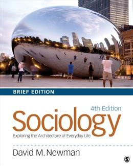 Sociology: Exploring the Architecture of Everyday Life, Brief Edition 4 9781452275871