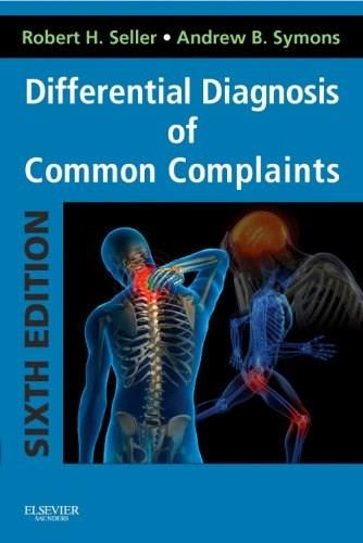 Differential Diagnosis of Common Complaints: with STUDENT CONSULT Online Access, 6e 6 PKG 9781455707720