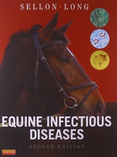 Equine Infectious Diseases, by Sellon, 2nd Edition 2 PKG 9781455708918