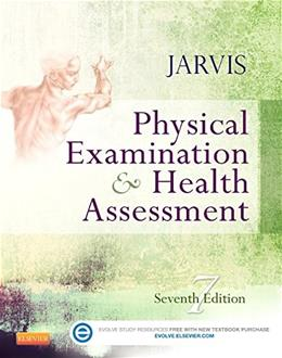 Physical Examination and Health Assessment, 7e 7 PKG 9781455728107