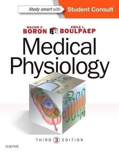 Medical Physiology, by Boron, 3rd Edition 9781455743773