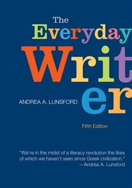 The Everyday Writer 5 9781457600043
