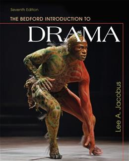 The Bedford Introduction to Drama 7 9781457606328