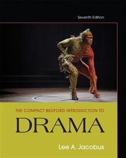 The Compact Bedford Introduction to Drama 7 9781457606335