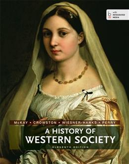 A History of Western Society, Combined Volume 11 9781457615139