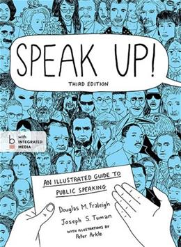 Speak Up!: An Illustrated Guide to Public Speaking 3 PKG 9781457623943