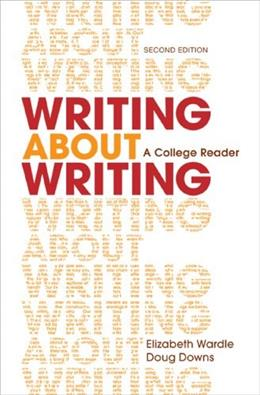 Writing about Writing: A College Reader 2 PKG 9781457636943