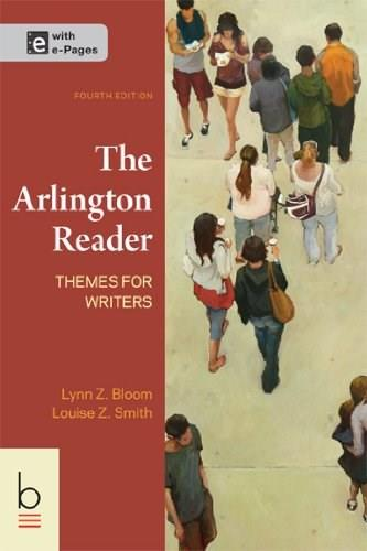 The Arlington Reader: Themes for Writers 4 PKG 9781457640452