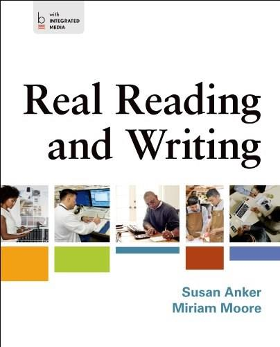 Real Reading and Writing: Paragraphs and Essays 1 9781457667114
