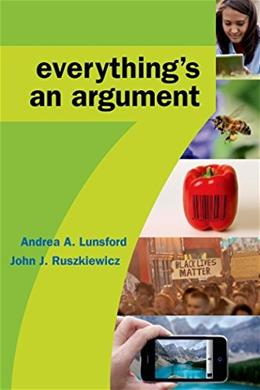 Everythings an Argument 7 9781457698675