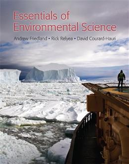 Essentials of Environmental Science 12 9781464100758