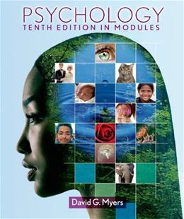Psychology in Modules 10 9781464102615