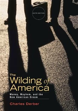 Wilding of America, by Derber, 6th Edition 9781464105432