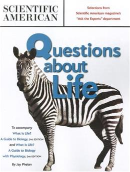 Questions About Life Reader 2012, by Phelan, 2nd Edition 9781464106743