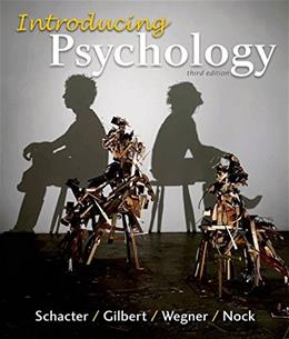 Introducing Psychology 3 9781464107818