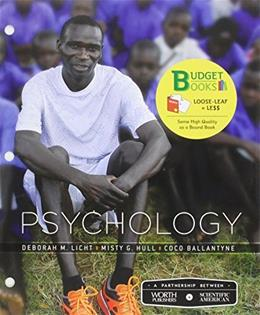 Scientific American: Psychology, by Hull 1 9781464108785