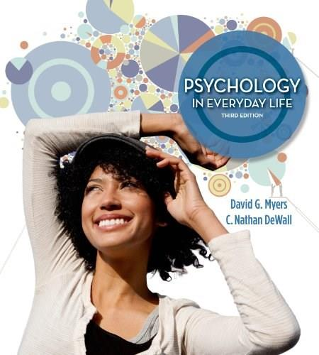 Psychology in Everyday Life 3 9781464109362