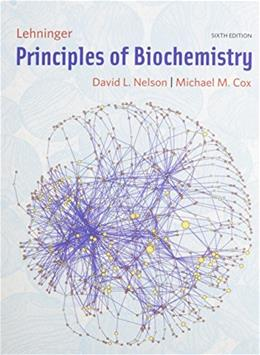 Principles of BioChemistry, by Nelson, 6th Edition 6 PKG 9781464110634