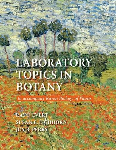 Laboratory topics in botany by evert 8th edition lab manual laboratory topics in botany by evert 8th edition lab manual 9781464118104 fandeluxe Gallery