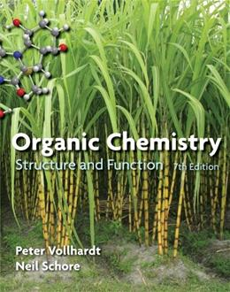 Organic Chemistry: Structure and Function 7 9781464120275