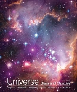 Universe: Stars and Galaxies 5 9781464135279