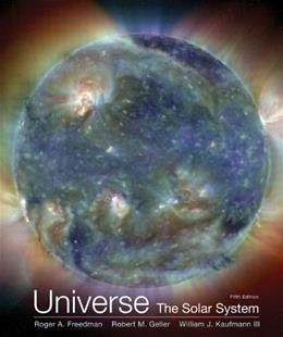 Universe: The Solar System 5 9781464135286
