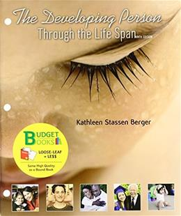 Developing Person Through the Life Span, 9th Edition 9781464139796