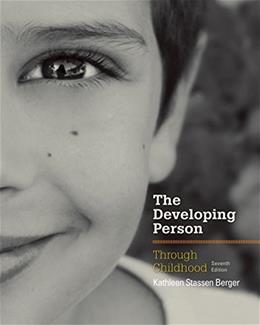 Developing Person Through Childhood 7 9781464143526