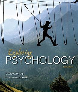 Exploring Psychology 10 9781464154072