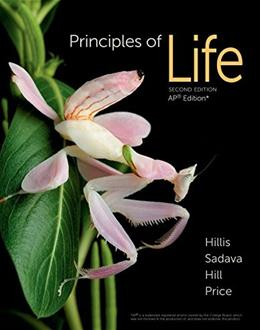 Principles of Life: for the AP* Course, by Hillis, 2nd Edition 9781464156410