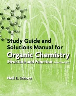 Study Guide/Solutions Manual for Organic Chemistry 7 9781464162251
