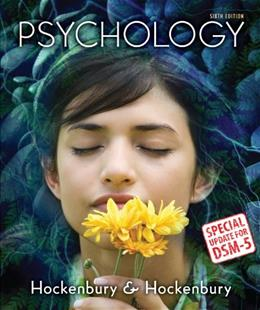 Psychology with Updates on DSM-5 6 9781464163449