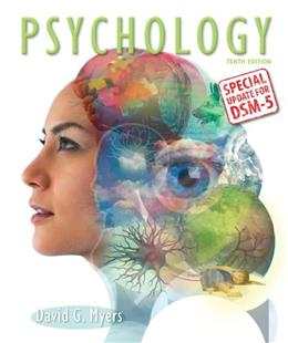 Psychology with Updates on DSM-5 10 9781464164743