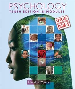 Psychology in Modules with Updates on DSM-5 10 9781464164767