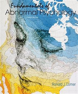 Fundamentals of Abnormal Psychology 8 9781464176975