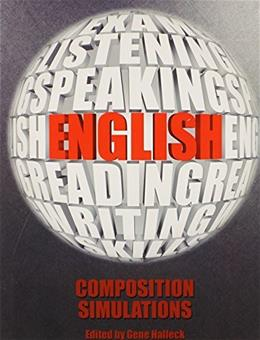 English Composition Simulations, by Halleck 9781465228659