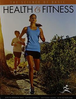 Science of Basic Health and Fitness, by Netherland 9781465249395
