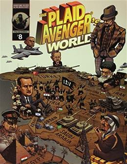 Plaid Avengers World: Masks and Mayhem in the Middle East, by Boyer, 8th Edition 9781465275080
