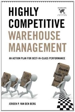 Highly Competitive Warehouse Management, by Berg, INTERNATIONAL EDITION 9781466268609