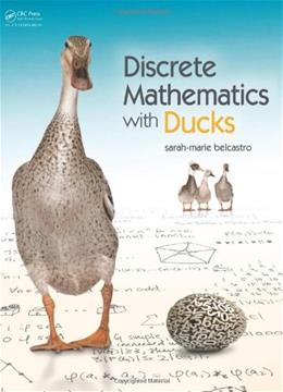 Discrete Mathematics with Ducks, by Belcastro 9781466504998