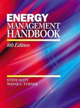Energy Management Handbook, by Doty, 8th Edition 9781466578289