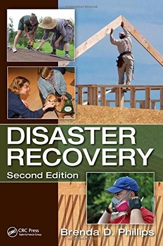 Disaster Recovery, by Phillips, 2nd Edition 9781466583849