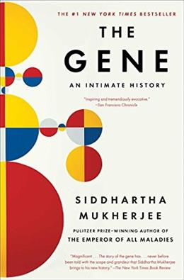 The Gene: An Intimate History Reprint 9781476733524